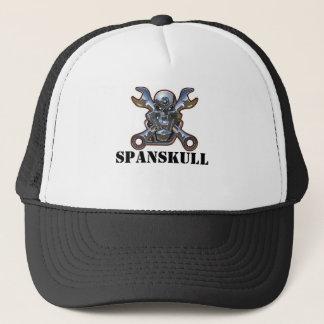 SPANSKULL TRUCKERKAPPE