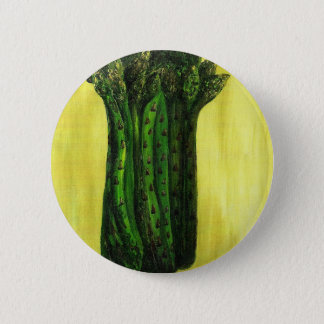 Spargel Runder Button 5,7 Cm