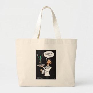 Spargel Speers lustige Geschenk-T-Shirts-Becher u. Jumbo Stoffbeutel