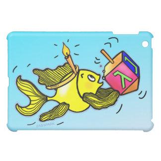 Sparky Hanuka Fische - lustiger niedlicher Cartoon iPad Mini Hüllen