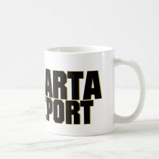 Sparta-Berichts-Kaffee-Tasse Kaffeetasse