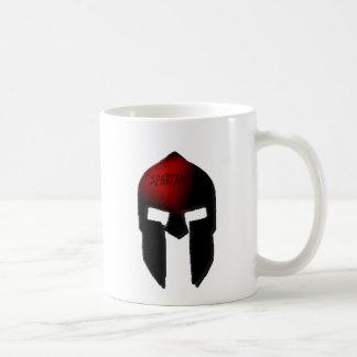 spartanisch kaffeetasse