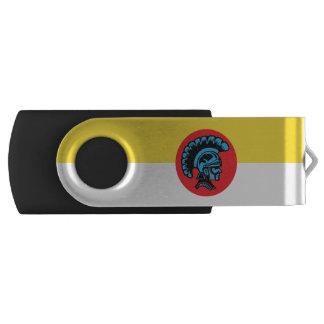 Spartanisches Fieber - greller Antrieb USB Stick