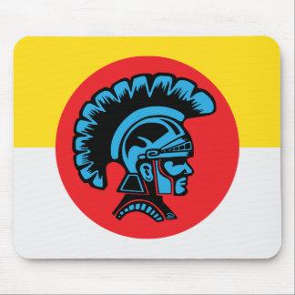 Spartanisches Fieber - Mausunterlage Mousepad