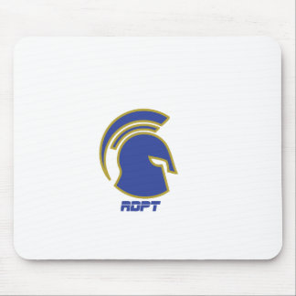 Spartanisches persönliches Training Rob Donker Mousepad