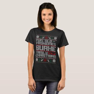 SPASS-ALTE MODE, BURKE-FAMILIEN-WEIHNACHTEN T-Shirt