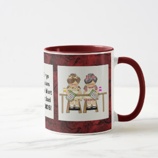 Spaß-Bingo-Tasse Tasse