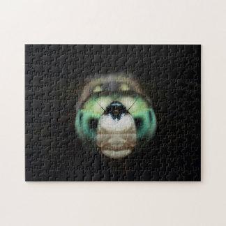 Spaß-coole pädagogische Garten-Party-Libelle Puzzle