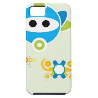 Spaß Dingbats Hauptentwurf iPhone 5 Schutzhülle