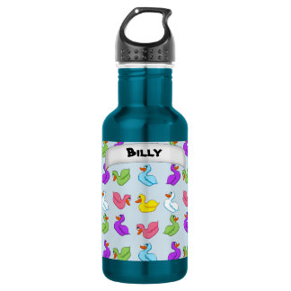 Spaß duckt Wasser-Flasche Edelstahlflasche