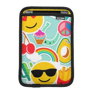 Spaß Emoji Aufkleber-Muster Sleeve Für iPad Mini