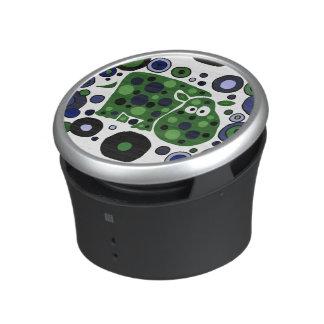 Spaß-Flusspferd-Kunst abstrakter Bluetooth Lautspercher