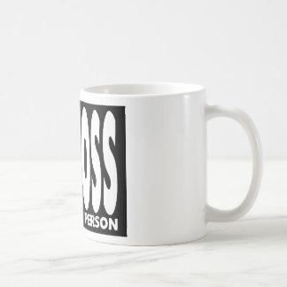 Spaß-Geschenke für Chefs: Ich Chef Sie kleine Pers Teehaferl