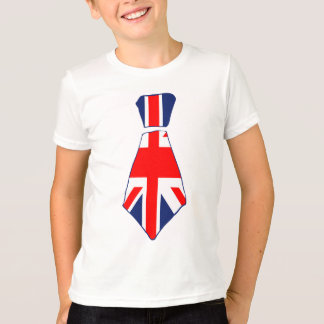 Spaß-Gewerkschafts-Jack-Kunst-Krawatte T-shirt