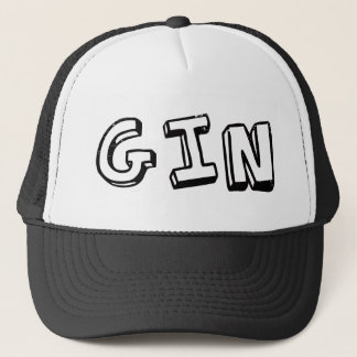 Spaß-Gin Truckerkappe