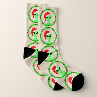 Spaß-hässliches Weihnachten Socken