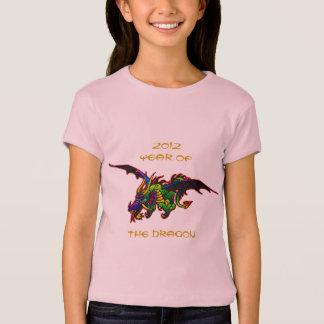 Spaß-heftiger Fliegen-Drache T-Shirt