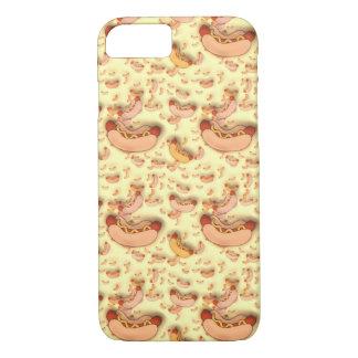 Spaß-Hotdog-Dackel-Würste, Apple iPhone 7 Fall iPhone 8/7 Hülle