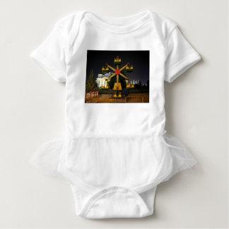 Spaß in Turkmenistan Baby Strampler