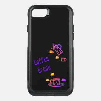 Spaß iPhone Fall KAFFEE-RADIKAL
