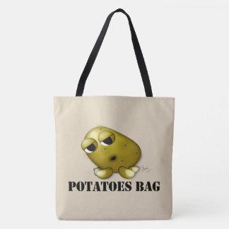 Spaß-Kartoffel-Taschen-Tasche Tasche