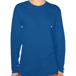 Spaß, Langhülse T-Shirt, schrullige Persönlichkeit T Shirt