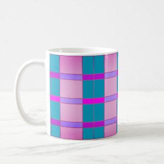 Spaß-Linien Kaffeetasse