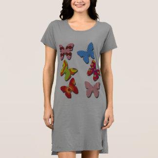 Spaß mit Natur-Eulen Kleid