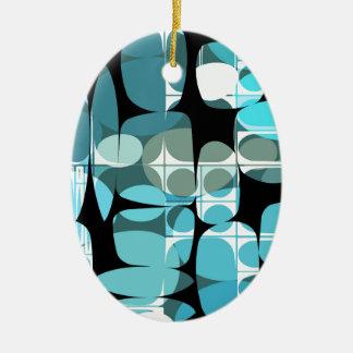 Spaß-Muster 06 Keramik Ornament