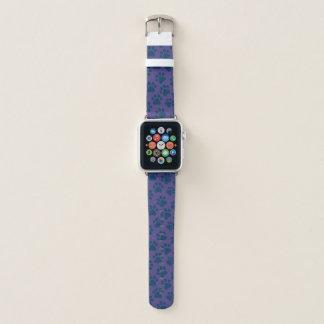 Spaß PawPrint Uhrenarmband Apple Watch Armband