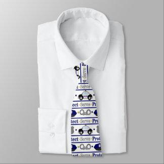 Spaß-Polizei kopiert Arbeits-Krawatte Bedruckte Krawatten