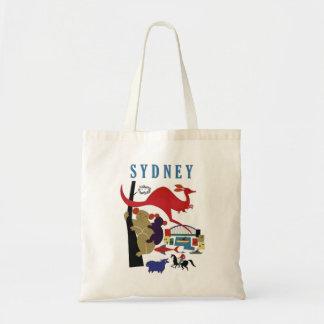 Spaß-Reise-Andenken Sydneys Australien niedliche Tragetasche