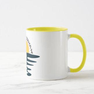 Spaß-Tasse des SEES OGEMAW Tasse