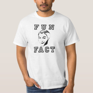 Spaß-Tatsachen-Taylor-T - Shirt