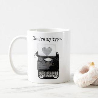Spaß-Valentinstag | sind Sie meine Art Kaffeetasse