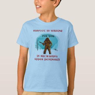 SPASS-WORTSPIEL! BIGFOOT ~ YETI ~ SASQUATCH T-Shirt
