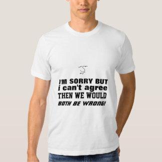 Spaßbeleidigung - ich kippe zustimme, dann sind t shirts