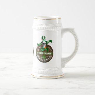 Spaßsumpfhuf Iren-Kneipe Kaffeehaferl