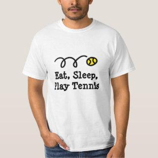 Spaßtennist-shirt T-Shirt
