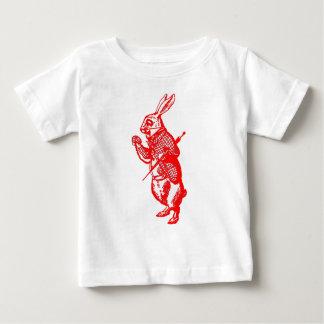 Spät laufen baby t-shirt