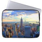 Später Nachmittag NYC Skyline als Laptop Sleeve