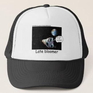 Später Pflanzen-Astronauten-lustige Geschenke u. Truckerkappe