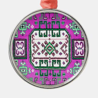 Späteste Art des Trends des modernen Entwurfs der Silbernes Ornament