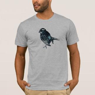 Spatz - Blau T-Shirt
