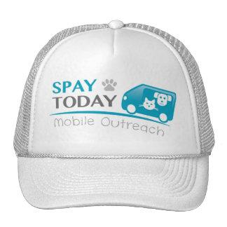 Spay heute Fernlastfahrer-Hut Netzmützen