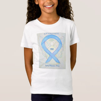 Spay/sächliche Haustier-blaues T-Shirt