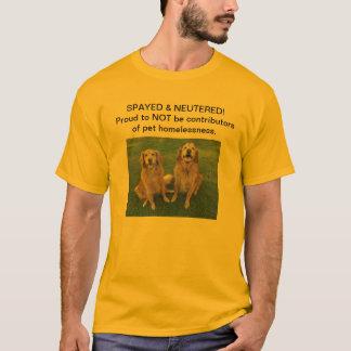 Spay sächliches T-Shirt