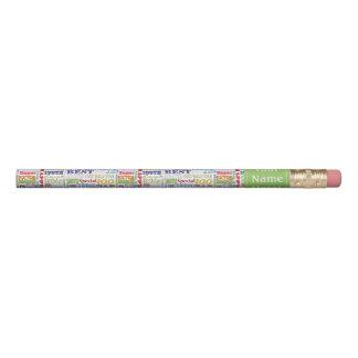 Special-100. Geburtstags-Party-personalisierte Bleistifte 0