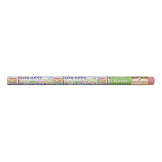 Special-85. Geburtstags-Party-personalisierte Bleistift 1