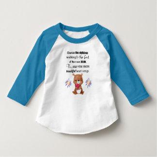 Special benötigt die inspirierend Kinder, T-Shirt